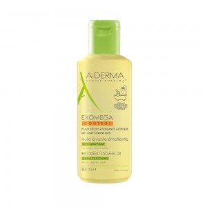 ADERMA - Exomega Control Emollient Shower Oil | 200ml