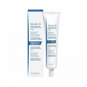 DUCRAY - Kelual DS Squamo-reducing Anti-recurrence Soothing Cream | 40ml