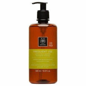 APIVITA - EcoPack Gentle Daily Shampoo Camomile & Honey | 500ml