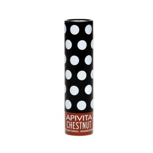 APIVITA - Lip Care Chestnut | 4.4gr