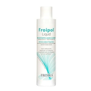 FROIKA - Froipol Mild Antiseptic Liquid Cleanser   200ml