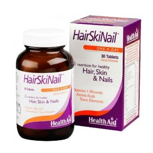 HEALTH AID - Hair Skin Nail | 30caps