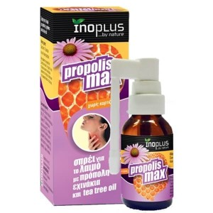 InoPlus - Propolis Max Echinacea Throat Spray | 20ml