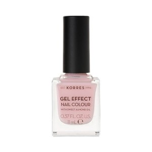 KORRES - Gel Effect Nail Colour No05 Candy Pink | 11ml