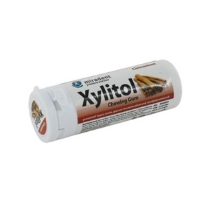 EUROMED - Miradent Xylitol Κανέλα | 30τμχ